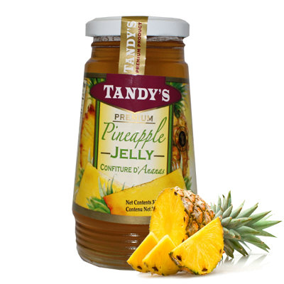 Pineapple Jelly - Premium 12 oz