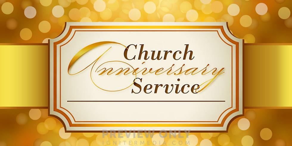 5th Church Anniversary (Guest Speaker: Pastor Robert Johnson)