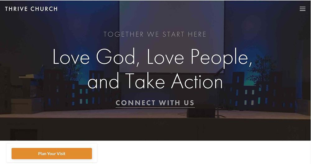 The Best Church Websites