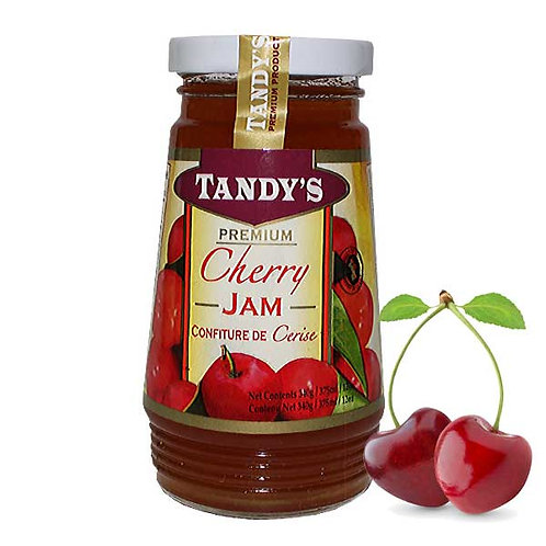 Cherry Jam - Premium 12 oz