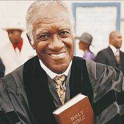 Pastor Roy Brown
