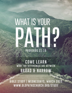 What Is Your Path