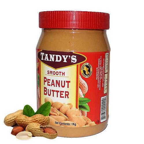 Smooth Peanut Butter  - Premium 1Kg