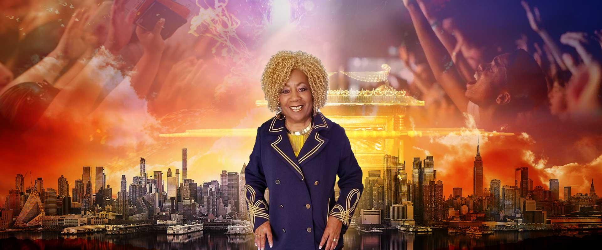 Apostle Dr. Dorothy Davis