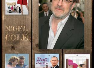British film legend NIGEL COLE  joins the team