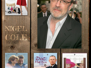British film legend NIGEL COLE  joins the team