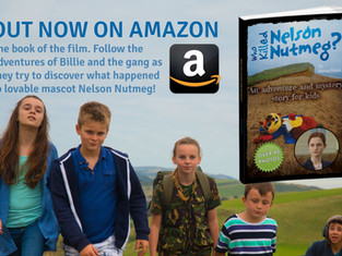 The new NELSON NUTMEG BOOK is out now!