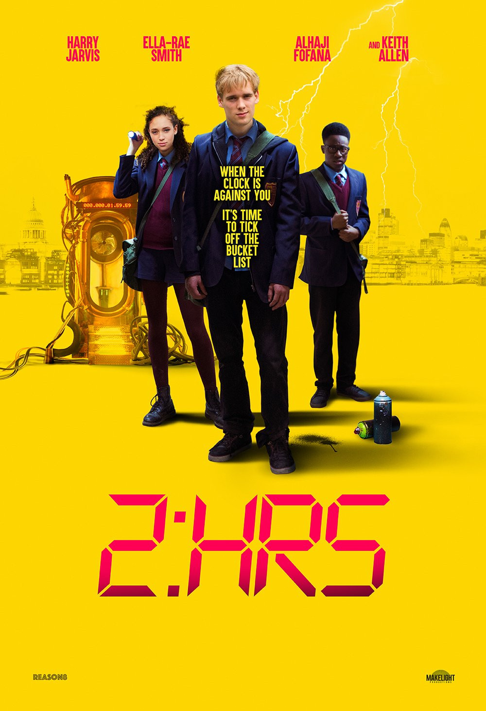 2:hrs movie poster