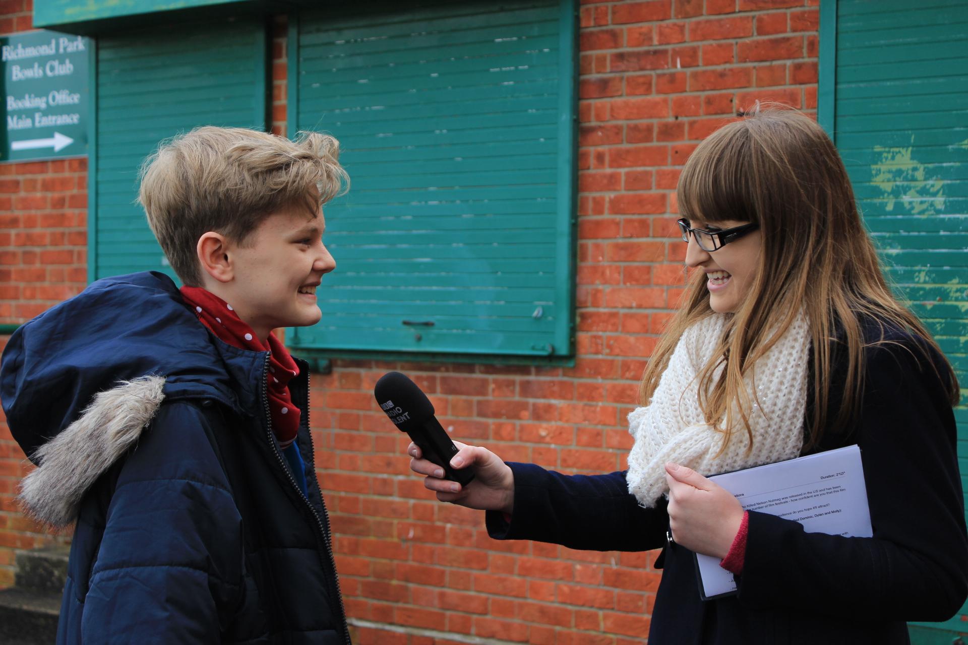 Arran on BBC Radio