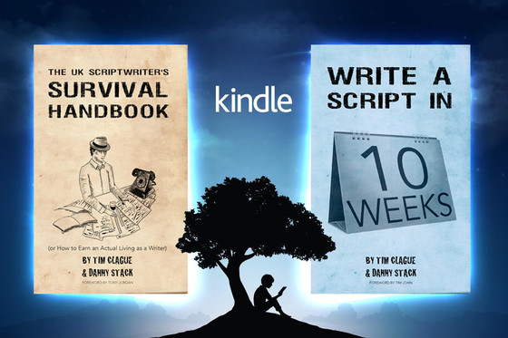 Both books on Kindle