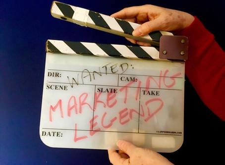 Seeking Marketing Legend (P/T short contract)