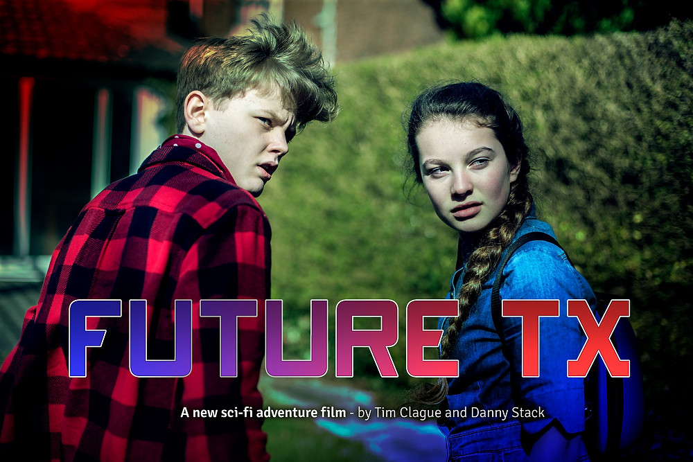 Dylan and Molly in FutureTX