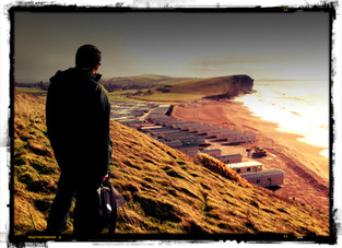 Amazing location for the film - as seen in Broadchurch