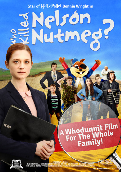 Bonnie Wright in Nelson Nutmeg