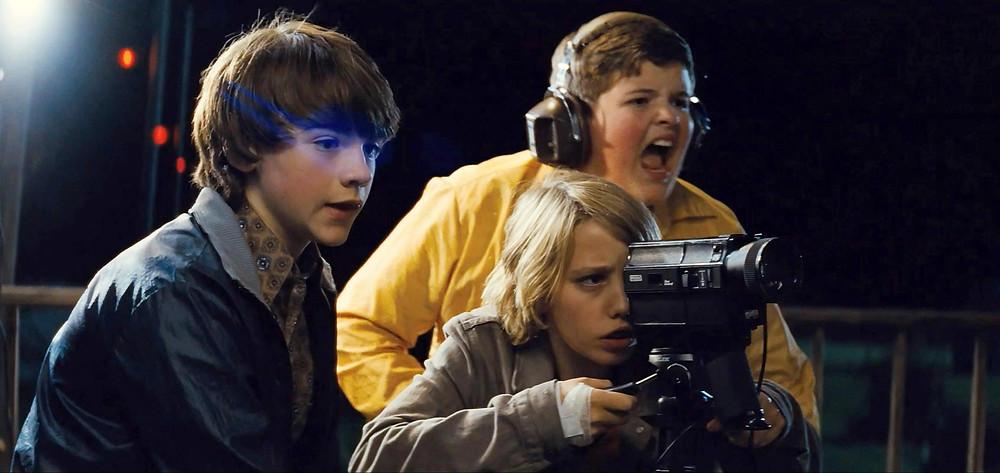 Super 8 film making