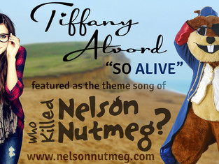 "Tiffany Alvord's ""SO ALIVE"" as theme song"
