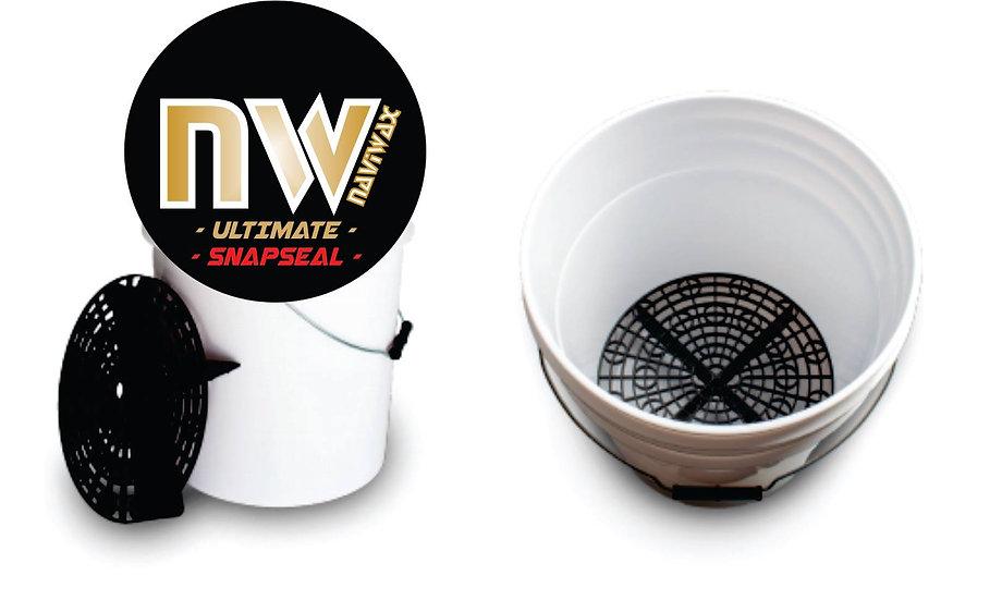Naviwax Bucket + Filter grill