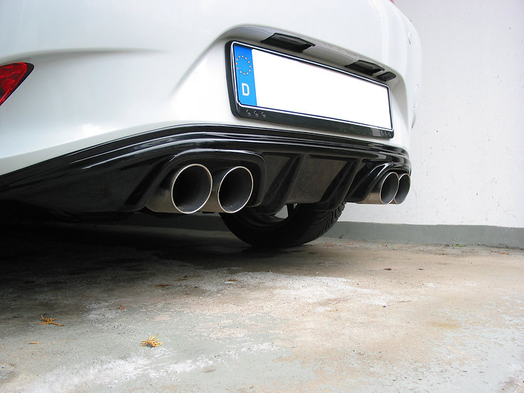 """Mazda MX-5 ND / RF sport exhaust Zymexx / Fox DUPLEX """"Gen3"""" + Diffuser"""