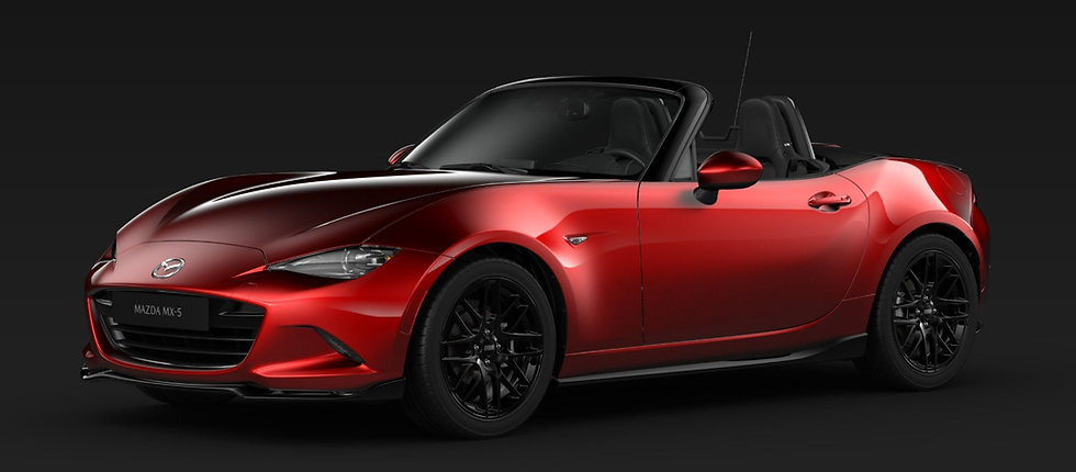 MX-5 ND Aero Pack Mazda
