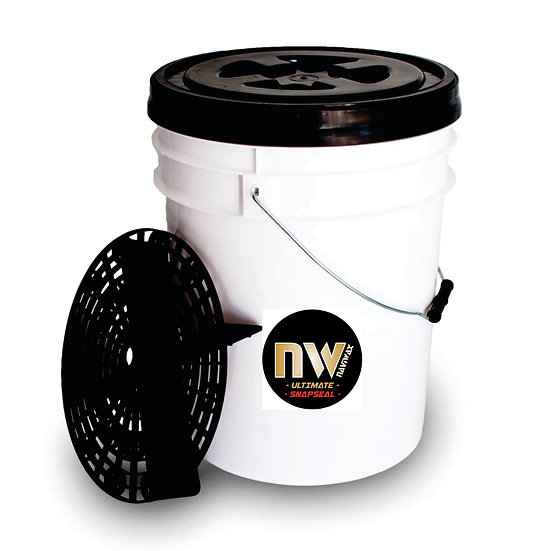 Naviwax Bucket Filter Complete Set