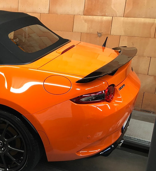 "Rear spoiler / rear wing Mazda MX-5 ND / RF ""Dragonwing"""