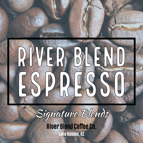 River Blend Espresso