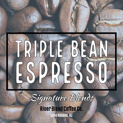 Triple Bean Espresso