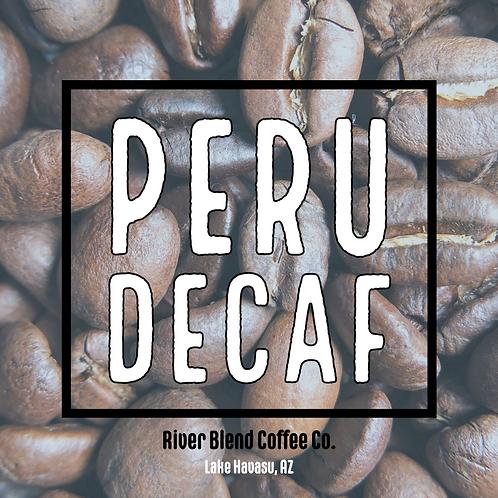 Peru Organic Decaf