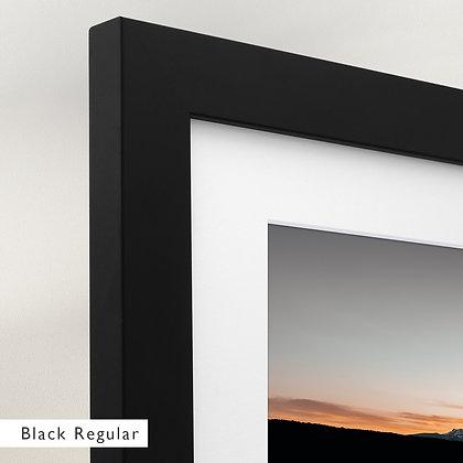 Ruapehu (Framed)