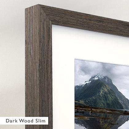 Mitre Peak (Framed)