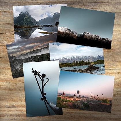 6 Sample Prints