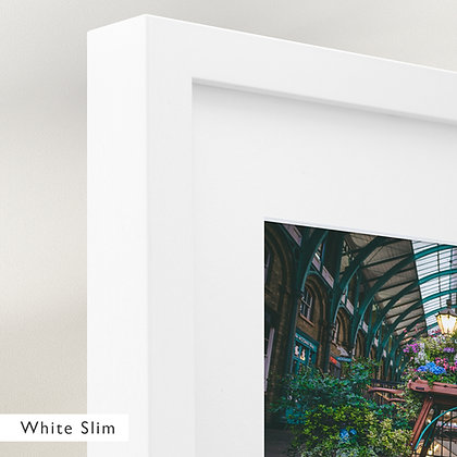 Bouquets of London (Framed)