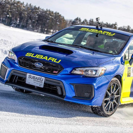 NBC WJFW | Race car driver hones skill in the Northwoods