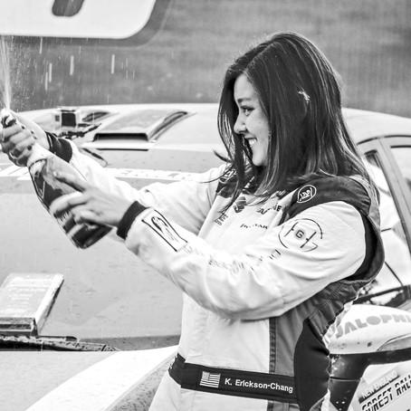 CCC | RALLY RACER & PRINCESS OF AUTO BADASSERY: Keanna Erickson-Chang