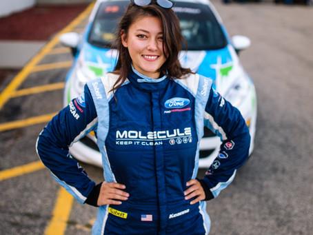 Rally.it | Keanna Erickson Chang debutta nel WRC