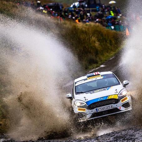 "Rally.it | ""Keanna e la sua prima al Wales Rally"""