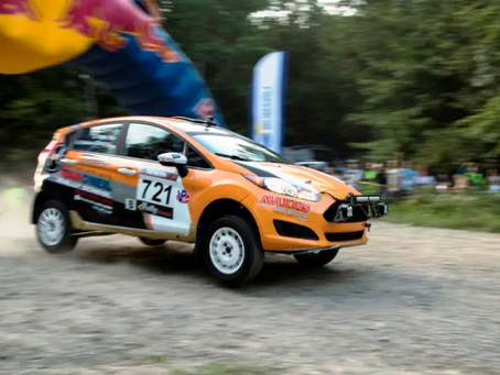Ford Performance | FIESTA TEAMS FINISH ON PODIUM IN OJIBWE FOREST RALLY