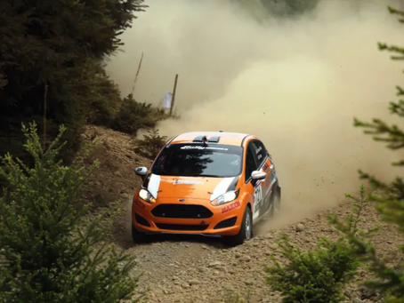 Ford Performance | FIESTA TEAMS TAKE 1ST, 3RD IN RALLY AMERICA 2WD CHAMPIONSHIP