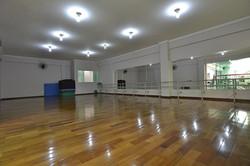 Sala de Judô/Ballet