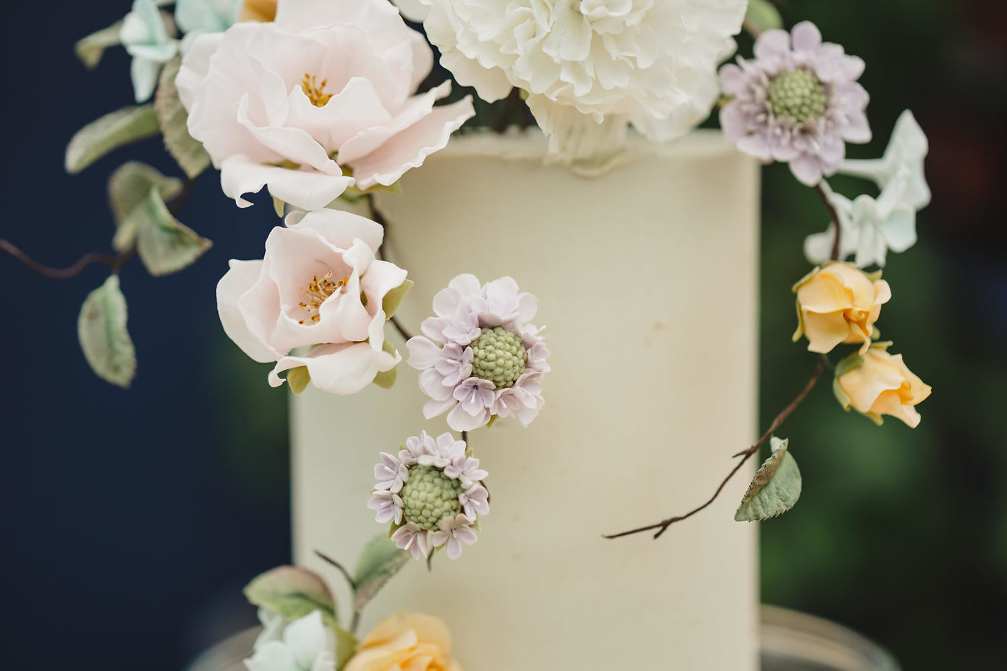 Cake by Dawn from Wedding Cakes by Design