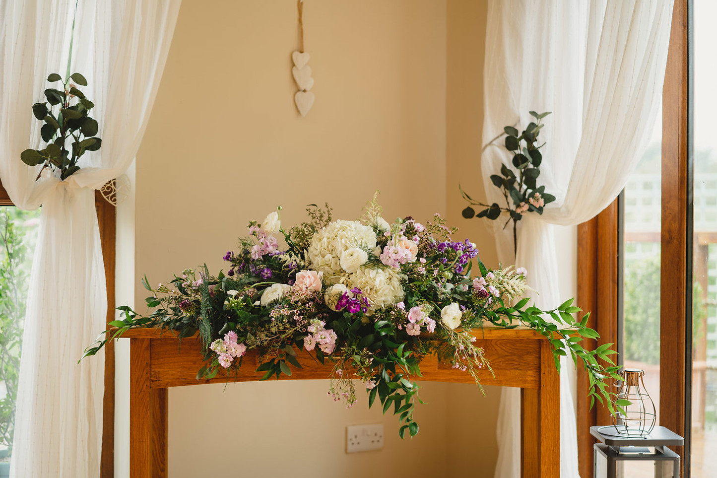 Flowers by Laura at Runaway Irish Weddings