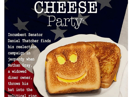 """CAST in  """"GRILLED CHEESE PARTY"""""""