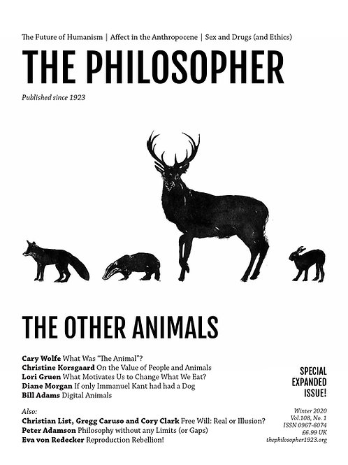 Winter 2020: The Other Animals
