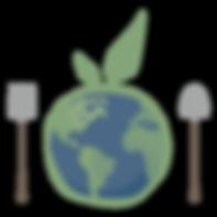 Edible Landscapes Design Logo - Victoria, BC