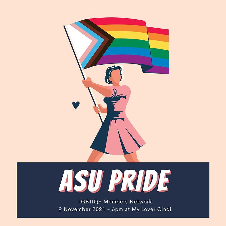 ASU Pride drinks