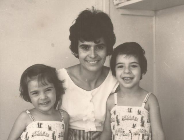 אימי, אנוכי ואחותי