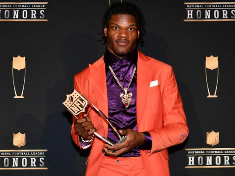 Lamar Jackson Continues to Prove Doubters Wrong