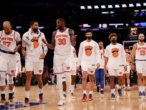New York Knicks Season Outlook