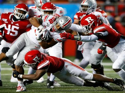Rutgers vs. Ohio State Preview