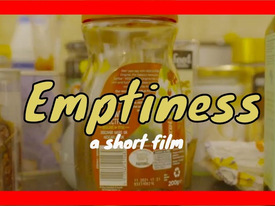 Emptiness - A Short Film